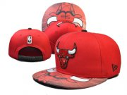 Wholesale Cheap NBA Chicago Bulls Snapback Ajustable Cap Hat LH 03-13_26