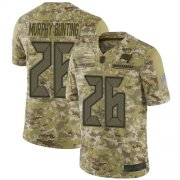 Wholesale Cheap Nike Buccaneers #26 Sean Murphy-Bunting Camo Men's Stitched NFL Limited 2018 Salute To Service Jersey