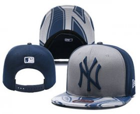 Wholesale Cheap New York Yankees Snapback Ajustable Cap Hat YD