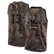 Wholesale Cheap Warriors #13 Wilt Chamberlain Camo 2019 Finals Bound Basketball Swingman Realtree Collection Jersey