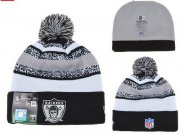 Wholesale Cheap Oakland Raiders Beanies YD009
