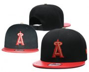 Wholesale Cheap Los Angeles Angels of Anaheim Snapback Ajustable Cap Hat 5