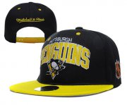 Wholesale Cheap Pittsburgh Penguins Snapbacks YD005