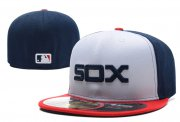 Wholesale Cheap Chicago White Sox fitted hats 02