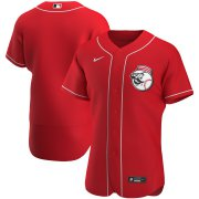 Wholesale Cheap Cincinnati Reds Men's Nike Red Alternate 2020 Authentic Team MLB Jersey