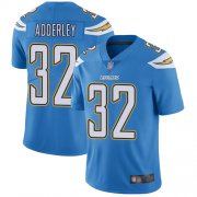 Wholesale Cheap Nike Chargers #32 Nasir Adderley Electric Blue Alternate Youth Stitched NFL Vapor Untouchable Limited Jersey