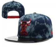 Wholesale Cheap NBA Chicago Bulls Snapback Ajustable Cap Hat YD 03-13_17