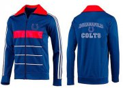 Wholesale NFL Indianapolis Colts Heart Jacket Blue_1