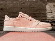 Wholesale Cheap Womens Air Jordan 1 Low NS Triple White Pink White