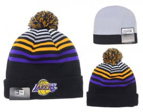 Wholesale Cheap Los Angeles Lakers Beanies YD001
