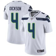 Wholesale Cheap Nike Seahawks #4 Michael Dickson White Youth Stitched NFL Vapor Untouchable Limited Jersey