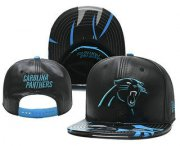 Wholesale Cheap Carolina Panthers Snapback Ajustable Cap Hat YD