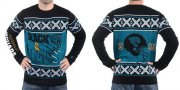 Wholesale Cheap Nike Jaguars Men's Ugly Sweater
