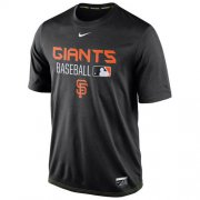 Wholesale Cheap San Francisco Giants Nike Legend Team Issue Performance T-Shirt Black