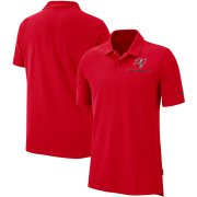 Wholesale Cheap Tampa Bay Buccaneers Nike Sideline Elite Performance Polo Red