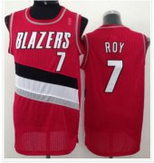 Wholesale Cheap Revolution 30 Portland Trail Blazers #7 Brandon Roy Red NBA Jersey