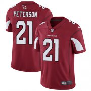 Wholesale Cheap Nike Cardinals #21 Patrick Peterson Red Team Color Men's Stitched NFL Vapor Untouchable Limited Jersey