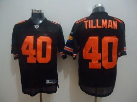 Wholesale Cheap Cardinals #40 Pat Tillman Black Throwback Stitched NFL Jersey