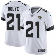 Wholesale Cheap Nike Jaguars #21 A.J. Bouye White Youth Stitched NFL Vapor Untouchable Limited Jersey