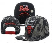 Wholesale Cheap NBA Chicago Bulls Snapback Ajustable Cap Hat DF 03-13_21