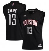 Wholesale Cheap Houston Rockets 13 James Harden Black Fashion Replica Jersey