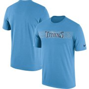 Wholesale Cheap Tennessee Titans Nike Sideline Seismic Legend Performance T-Shirt Blue