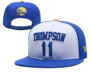 Wholesale Cheap Golden State Warriors #11 Snapback Ajustable Cap Hat