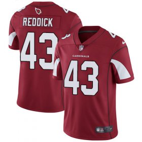 Wholesale Cheap Nike Cardinals #43 Haason Reddick Red Team Color Men\'s Stitched NFL Vapor Untouchable Limited Jersey