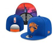 Wholesale Cheap New York Knicks Snapback Ajustable Cap Hat YD 1