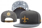 Wholesale Cheap New Orleans Saints Snapbacks YD003