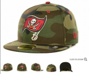 Wholesale Cheap Tampa Bay Buccaneers fitted hats 02