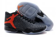 Wholesale Cheap Air Jordan XX9 Shoes black/jumpman red