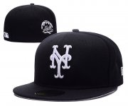 Wholesale Cheap New York Mets fitted hats 01