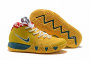 Wholesale Cheap Nike Kyire 4 Yellow Lobster