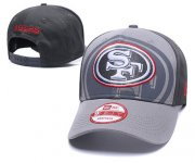 Wholesale Cheap NFL San Francisco 49ers Stitched Snapback Hats 138