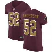 Wholesale Cheap Nike Redskins #52 Ryan Anderson Burgundy Red Alternate Men's Stitched NFL Vapor Untouchable Elite Jersey