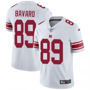 Wholesale Cheap Nike Giants #89 Mark Bavaro White Men's Stitched NFL Vapor Untouchable Limited Jersey