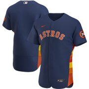 Wholesale Cheap Houston Astros Men's Nike Navy Alternate 2020 Authentic Official Team MLB Jersey