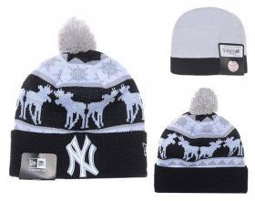 Wholesale Cheap New York Yankees Beanies YD003