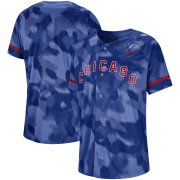 Wholesale Cheap Chicago Cubs Nike Camo Jersey Royal