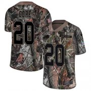 Wholesale Cheap Nike Bills #20 Frank Gore Camo Men's Stitched NFL Limited Rush Realtree Jersey