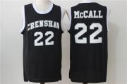 Wholesale Cheap Crenshaw 22 McCall Black Stitched Movie Jersey