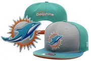 Wholesale Cheap Miami Dolphins Adjustable Snapback Hat YD160627144