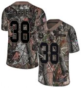 Wholesale Cheap Nike Colts #38 T.J. Carrie Camo Youth Stitched NFL Limited Rush Realtree Jersey
