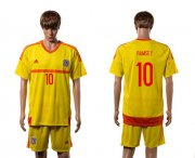 Wholesale Cheap Wales #10 Ramsey Away Soccer Country Jersey
