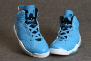 Wholesale Cheap Air Jordan 6 Retro Shoes Blue/white