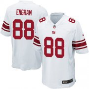 Wholesale Cheap Nike Giants #88 Evan Engram White Youth Stitched NFL Elite Jersey