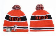 Wholesale Cheap Cincinnati Reds Beanies YD001
