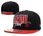 Wholesale Cheap Miami Heat Snapbacks YD050