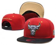 Wholesale Cheap Chicago Bulls Snapback Snapback Ajustable Cap Hat 15